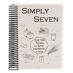 1bk Simply Seven Cookbook: GR
