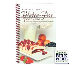 Gluten Free Cookbook 1/Bk Gluten Free Cooking: GR