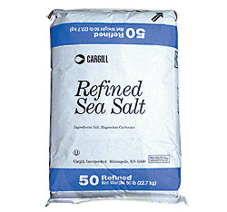 Sea Salt (Food Grade) - 50 Lb Sea Salt (Food Grade): GR