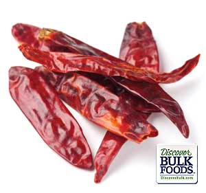 Whole Red Chilies 10Lb Whole Red Chilies: GR