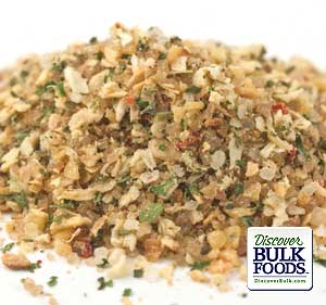 Natural Garlic & Herb Seasoning 25Lb Garlic & Herb Seasoning: GR