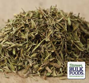 Thyme Leaves (Whole) 10Lb Thyme Leaves, Whole: GR