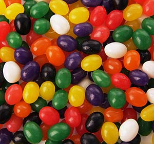 Assorted Jelly Beans 31Lb Assorted Jelly Eggs: GR