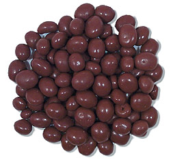 Milk Chocolate Coffee Beans - 15 Lb Milk Choc. Coffee Beans: GR