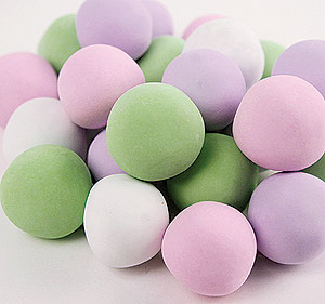 Chocolate Dutch Mints, Pastel - 10 Lb Choc. Dutch Mints Pastel: GR