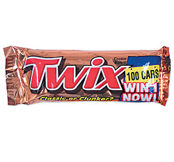Twix, Caramel Cookie Bar - 36Ct Twix, Caramel Cookie Bar: GR