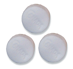 Mint Lozenges (White) - 30 Lb Mint Lozenges (White): GR