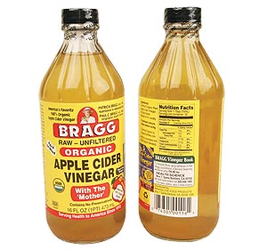 Organic Apple Cider Vinegar w/Mother - 12/16Oz Organic Apl Cider Vin.: GR