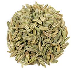 Fennel Seed (Whole) - 5 Lb Fennel Seeds (Whole): GR