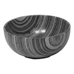 Rainbow Bowl 16 oz., Wooden: K