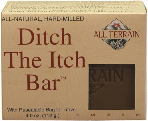 Ditch the Itch Bar Bar Soap 4 oz: K
