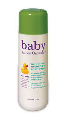 Baby Gentle Tear-Free Shampoo & Body Wash 8 fl oz: K