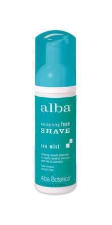 Moisturizing Foam Shave Sea Mist 5 fl oz: K