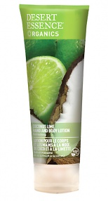 Hand & Body Lotion Coconut Lime  8 fl oz: K