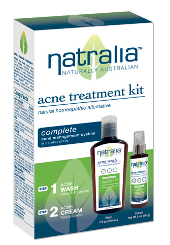 224496 Acne Treatment Kit (Acne Wash & Acne Cream): K