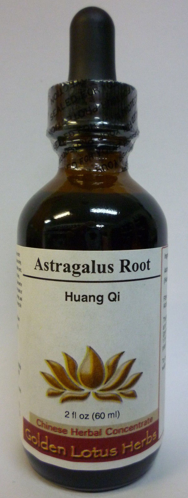 Astragalus Root / Huang Qi Single Herb Alcohol Fluid Extract 4 oz.: GL