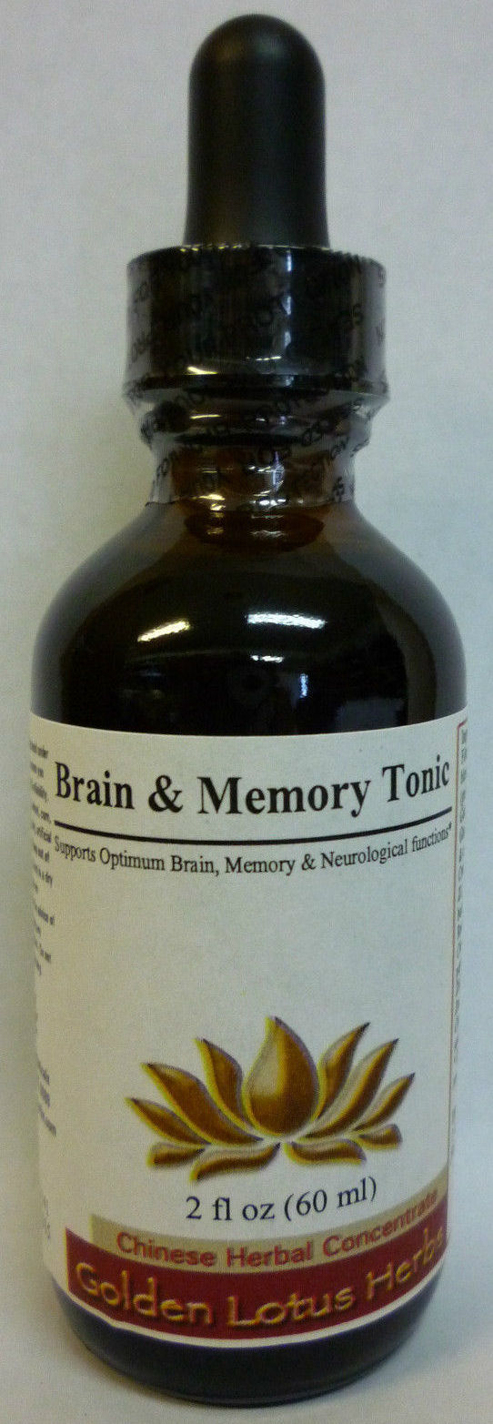 Cerebral Tonic Forte / Brain & Memory Tonic Chinese Fluid Extract 32 oz.: GL
