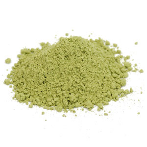 Damiana Leaf Powder Wildcrafted (Turnera diffusa) 4 oz: C