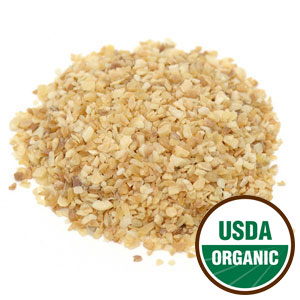 Garlic Minced Cert. Organic (Allium sativum) 3 oz: C