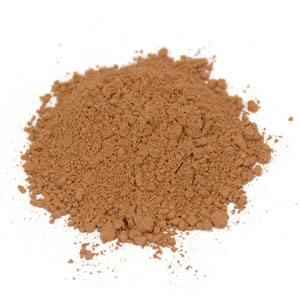 Clay, Red Morrocan Powder 4 oz: C