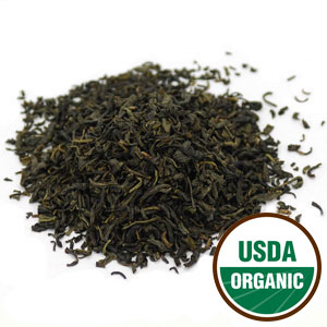 Jasmine Green Tea Fair Trade Cert. Organic (Camellia Sinensis) 4 oz: C