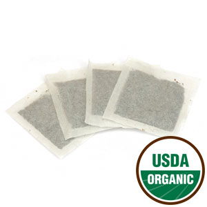 Jasmine Tea bags Cert. Organic (170)**, (25 lbs earns 15% refund) 1 lb: C