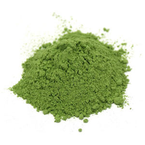 Alfalfa Leaf Powder (Medicago sativa) 1 lb: C