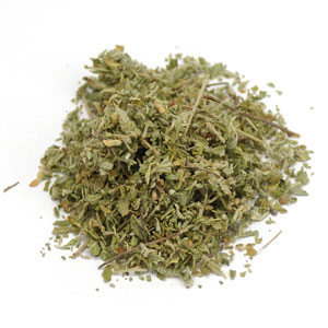 Damiana Leaf Cut & Sifted Wildcrafted, (25 lbs earns 15% refund) 1 lb: C
