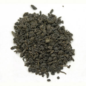GunPowder Green Tea Cert. Organic, China, (25 lbs earns 15% refund) 1 lb: C