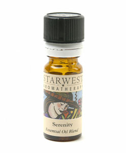 Serenity™ Relaxing Aromatherapy Essential Oil Blend 1/3 fl oz: C