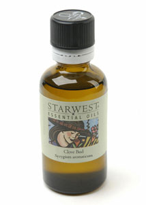 Clove Bud Essential Oil 1 2/3 fl oz: C