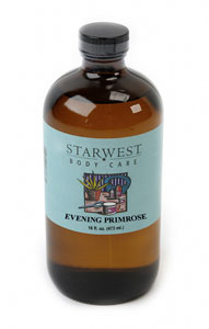 Evening Primrose Oil, Refined 16 fl oz: C