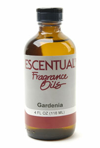 Gardenia Escentual™ Fragrance Oil 4 fl oz: C