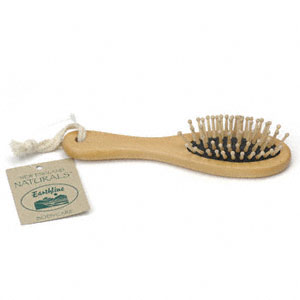 Wooden Massageair Brush, small (Z), 7.25�: C