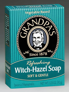 Witchazel Soap, 3.25 oz: C