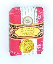 Superior Rose Soap 75 gm  12/case: C