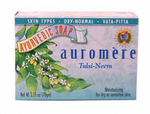 Tulsi-Neem Bar Soap, 2.75 oz: C