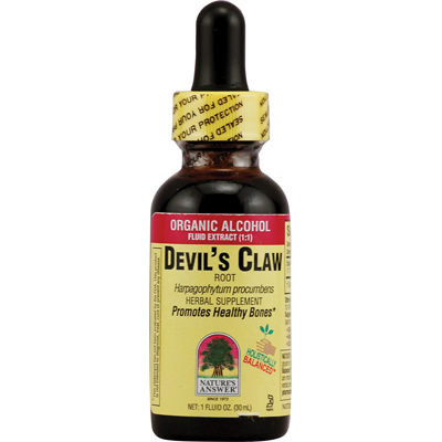 Nature's Answer Devils Claw Root - 1 fl oz: HF