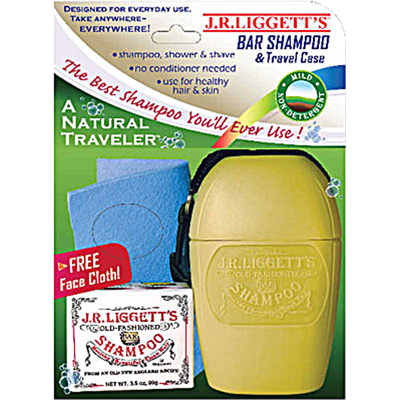 J.R.Liggett's A Natural Traveler - 1 Pack: HF