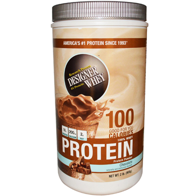 Designer Whey Protein Powder Chocolate - 2 lbs: HF
