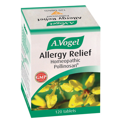 A Vogel Allergy Relief - 120 Tablets: HF