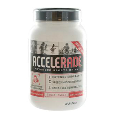 PacificHealth Labs Accelerade Advanced Sports Powder Fruit Punch - 4.11 lbs: HF