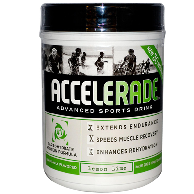 PacificHealth Labs Accelerade Advanced Sports Drink Lemon Lime - 2.06 lbs: HF