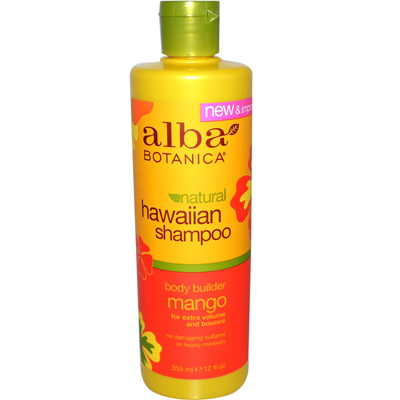 Alba Botanica Hawaiian Hair Wash Moisturizing Mango - 12 fl oz: HF