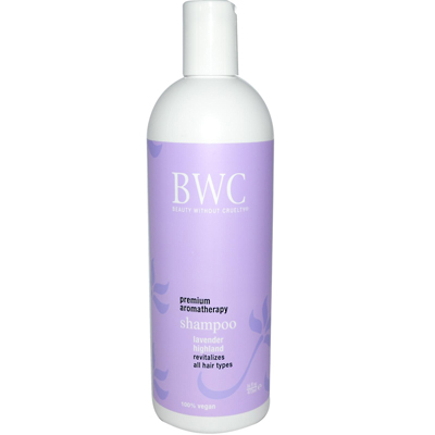 Beauty Without Cruelty Shampoo Lavender Highland - 16 fl oz: HF