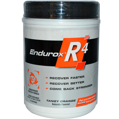 PacificHealth Labs Endurox R4 Drink Mix Tangy Orange - 2.31 lbs: HF