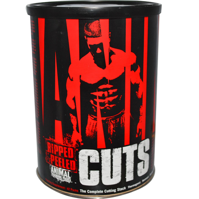 Universal Nutrition Animal Cuts - 42 Packets: HF