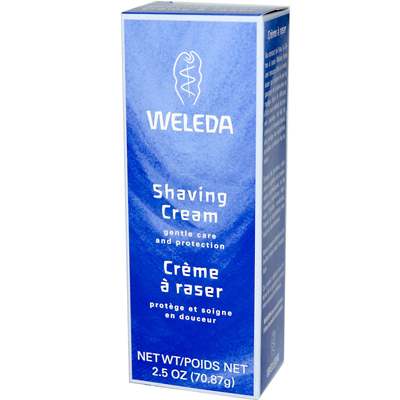 Weleda Shaving Cream - 2.5 oz: HF