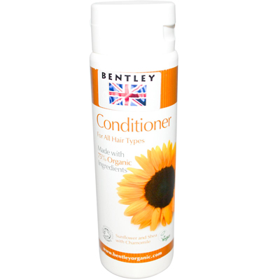 Bentley Organic Conditioner - Sunflower and Shea with Chamomile - 8.4 oz: HF