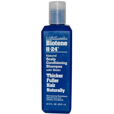 Mill Creek Biotene H-24 Natural Scalp Conditioning Shampoo - 8.5 fl oz: HF